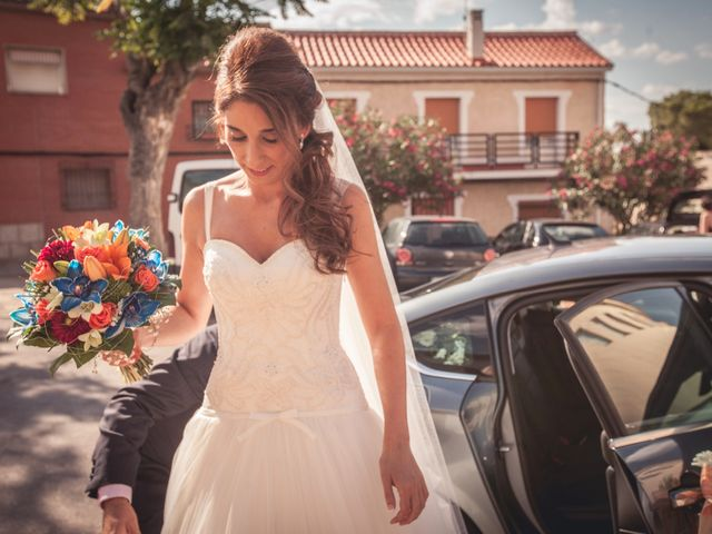 La boda de Pablo y Lola en Aranjuez, Madrid 8