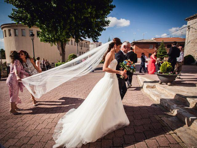 La boda de Pablo y Lola en Aranjuez, Madrid 9