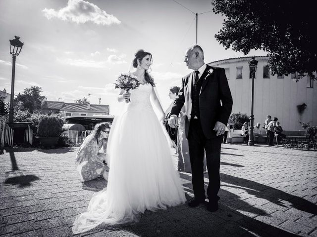 La boda de Pablo y Lola en Aranjuez, Madrid 10