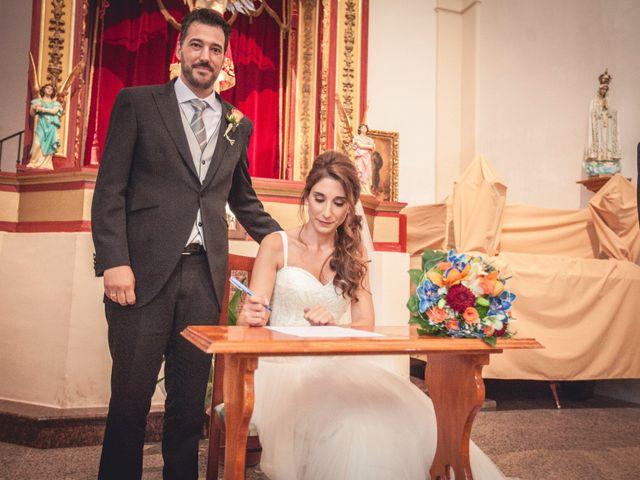 La boda de Pablo y Lola en Aranjuez, Madrid 12