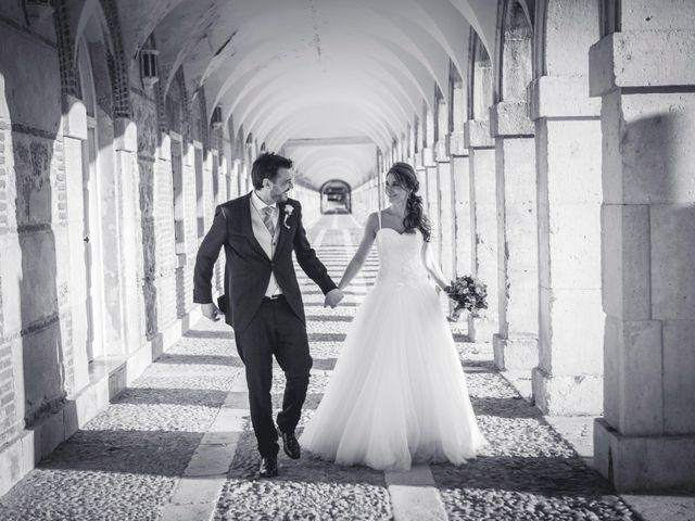 La boda de Pablo y Lola en Aranjuez, Madrid 14