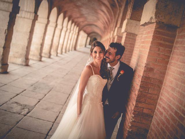 La boda de Pablo y Lola en Aranjuez, Madrid 15