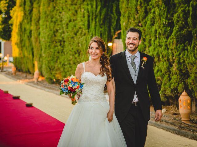 La boda de Pablo y Lola en Aranjuez, Madrid 17