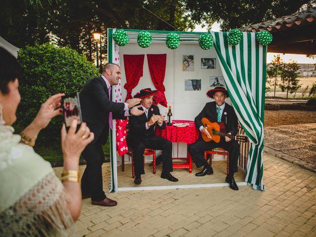 La boda de Pablo y Lola en Aranjuez, Madrid 19