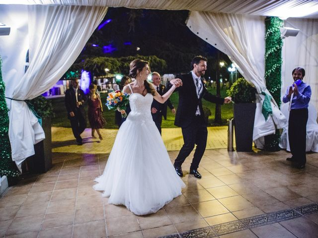 La boda de Pablo y Lola en Aranjuez, Madrid 27