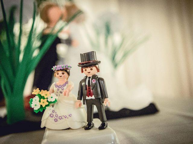 La boda de Pablo y Lola en Aranjuez, Madrid 28