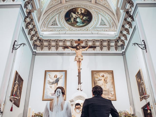 La boda de Sebas y Cloti en Málaga, Málaga 27