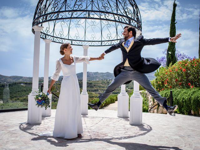 La boda de Sebas y Cloti en Málaga, Málaga 1