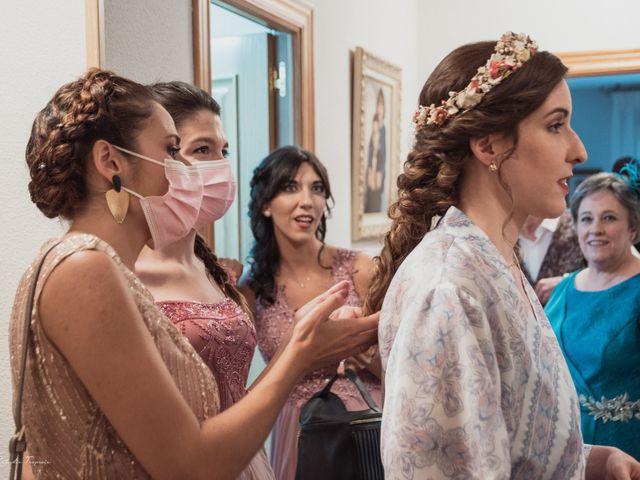 La boda de Ignacio y Alba en Tarancon, Cuenca 3