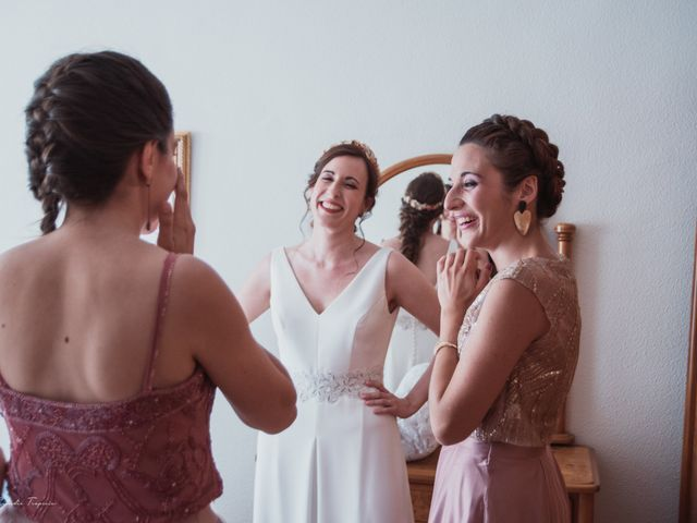 La boda de Ignacio y Alba en Tarancon, Cuenca 4