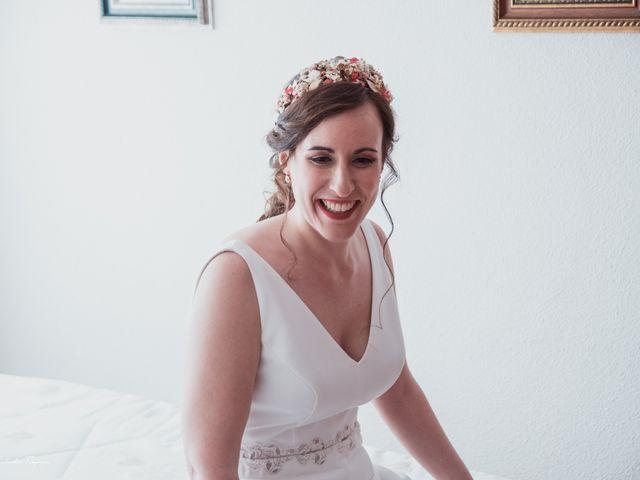 La boda de Ignacio y Alba en Tarancon, Cuenca 5