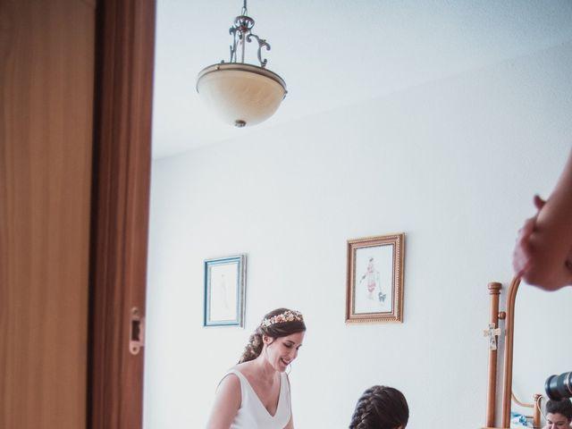 La boda de Ignacio y Alba en Tarancon, Cuenca 8