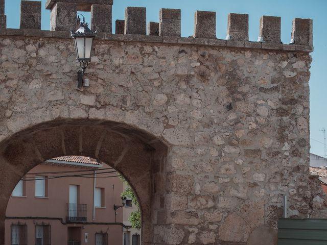 La boda de Ignacio y Alba en Tarancon, Cuenca 11