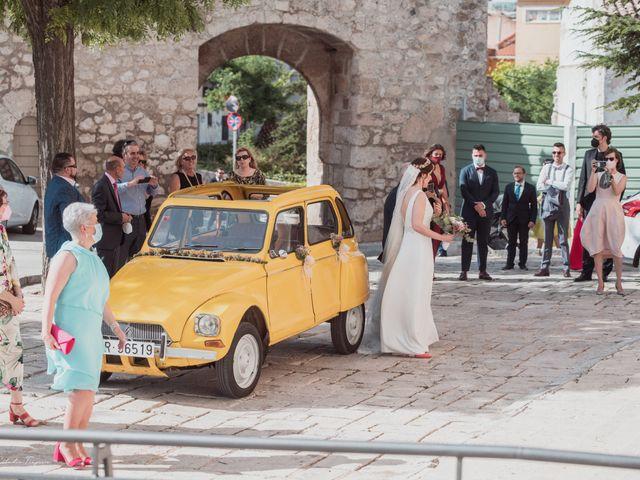 La boda de Ignacio y Alba en Tarancon, Cuenca 13