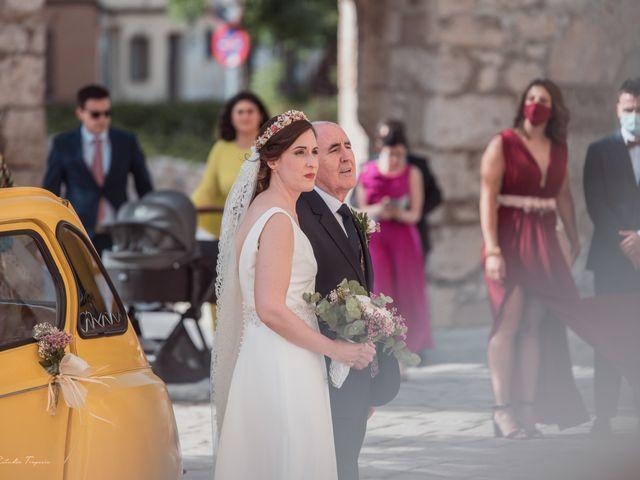 La boda de Ignacio y Alba en Tarancon, Cuenca 14