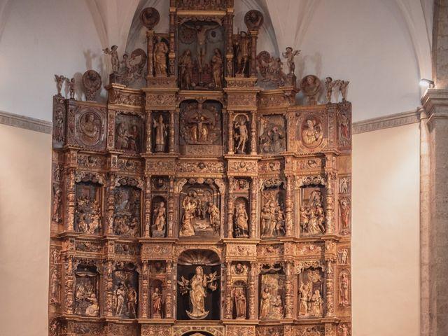La boda de Ignacio y Alba en Tarancon, Cuenca 16