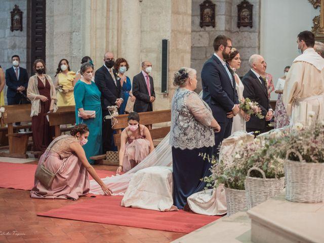 La boda de Ignacio y Alba en Tarancon, Cuenca 17