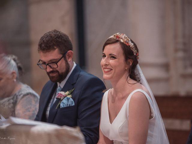 La boda de Ignacio y Alba en Tarancon, Cuenca 21