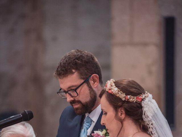 La boda de Ignacio y Alba en Tarancon, Cuenca 25