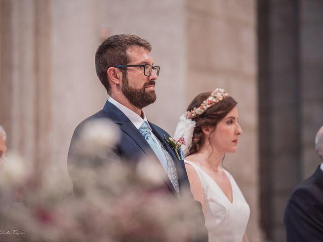 La boda de Ignacio y Alba en Tarancon, Cuenca 31