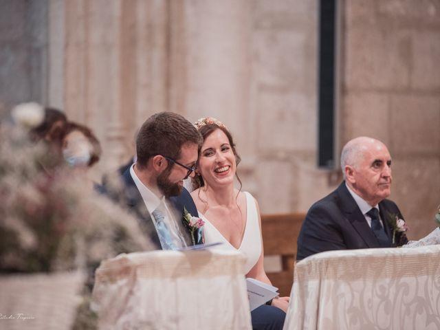 La boda de Ignacio y Alba en Tarancon, Cuenca 32