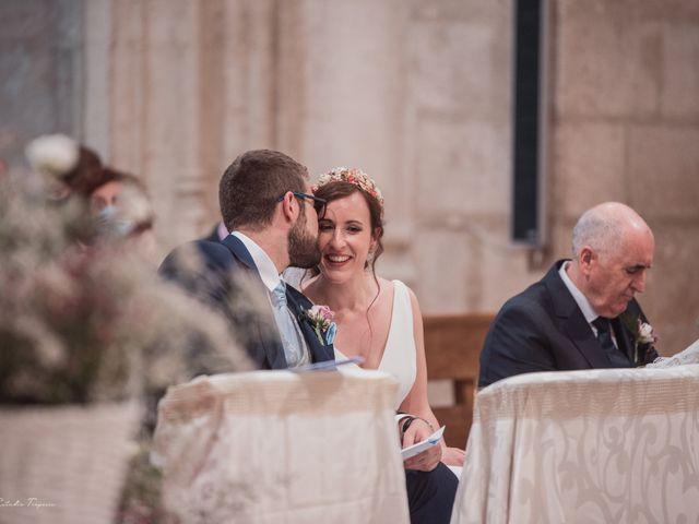 La boda de Ignacio y Alba en Tarancon, Cuenca 33