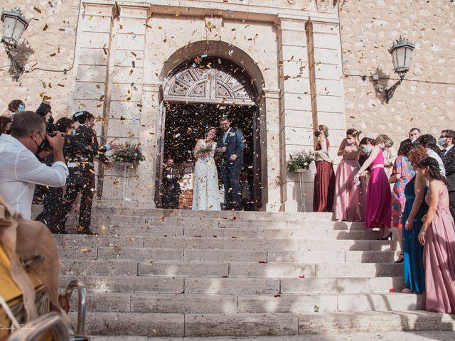 La boda de Ignacio y Alba en Tarancon, Cuenca 36