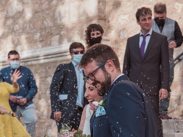 La boda de Ignacio y Alba en Tarancon, Cuenca 38