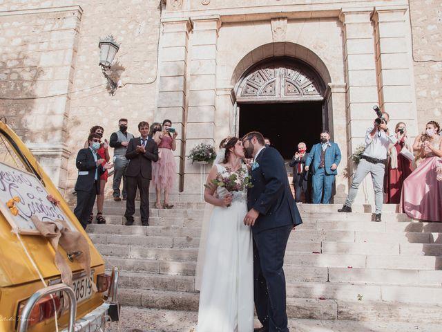 La boda de Ignacio y Alba en Tarancon, Cuenca 39