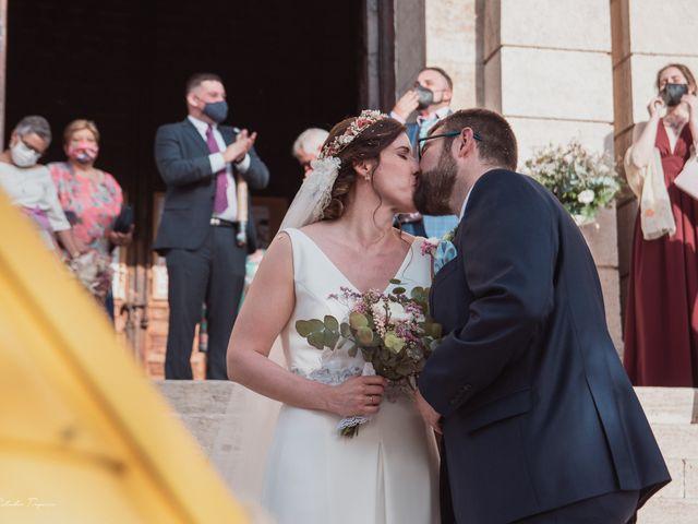 La boda de Ignacio y Alba en Tarancon, Cuenca 40
