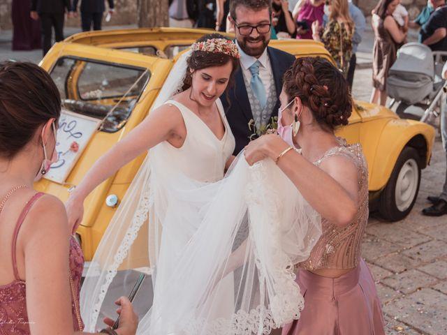 La boda de Ignacio y Alba en Tarancon, Cuenca 41
