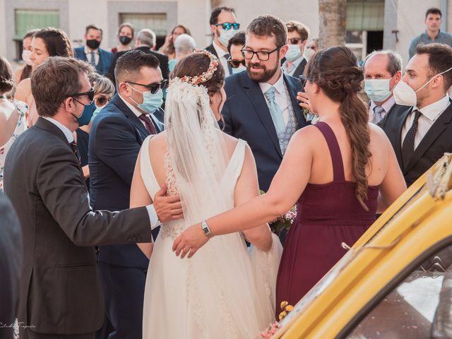 La boda de Ignacio y Alba en Tarancon, Cuenca 42