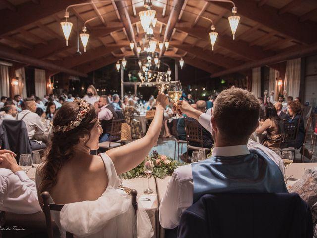 La boda de Ignacio y Alba en Tarancon, Cuenca 45