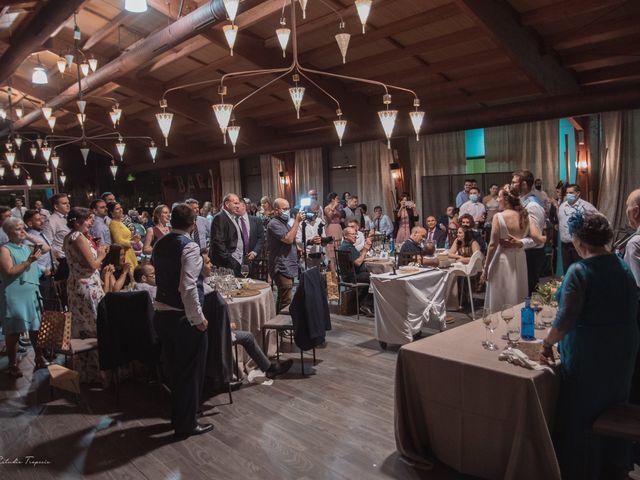 La boda de Ignacio y Alba en Tarancon, Cuenca 46