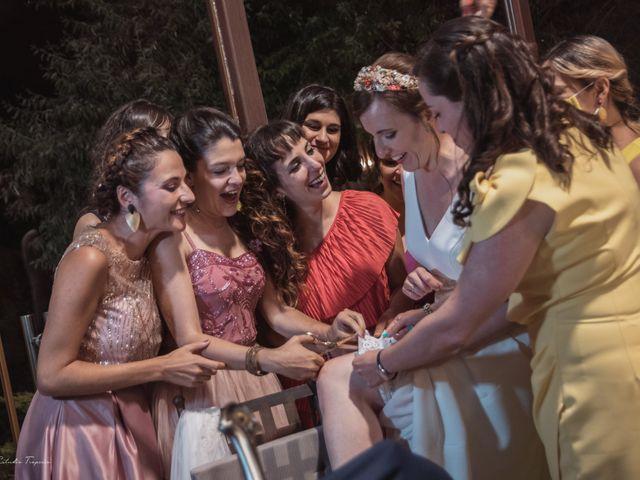 La boda de Ignacio y Alba en Tarancon, Cuenca 47