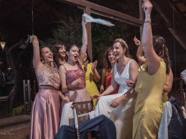 La boda de Ignacio y Alba en Tarancon, Cuenca 48