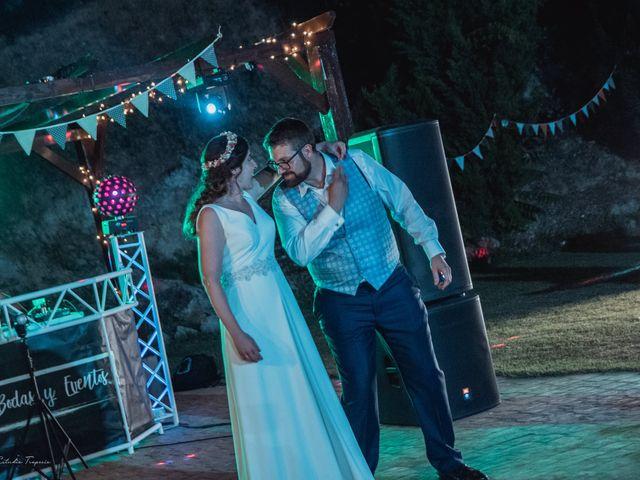 La boda de Ignacio y Alba en Tarancon, Cuenca 49
