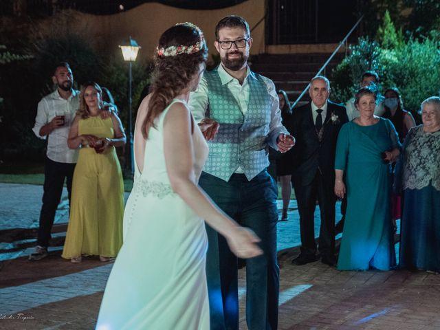 La boda de Ignacio y Alba en Tarancon, Cuenca 50