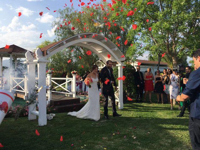 La boda de Javier y Laura en Mont-roig Del Camp, Tarragona 1