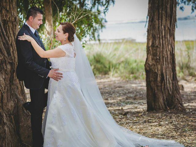 La boda de Sheila y Francisco