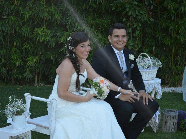 La boda de Marc y Eli en Sant Fost De Campsentelles, Barcelona 2