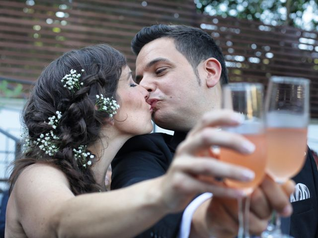 La boda de Marc y Eli en Sant Fost De Campsentelles, Barcelona 8