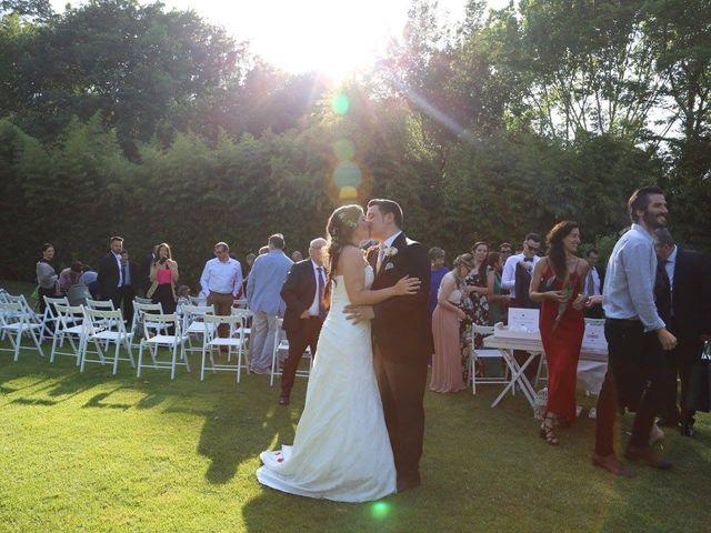 La boda de Marc y Eli en Sant Fost De Campsentelles, Barcelona 10