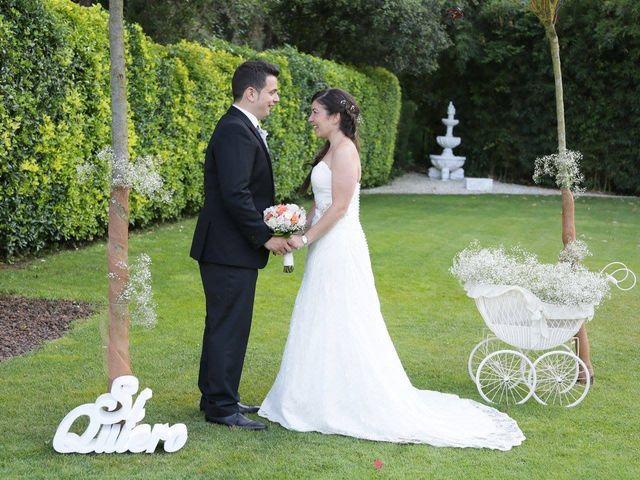 La boda de Marc y Eli en Sant Fost De Campsentelles, Barcelona 11