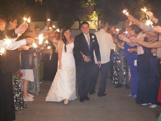 La boda de Marc y Eli en Sant Fost De Campsentelles, Barcelona 14