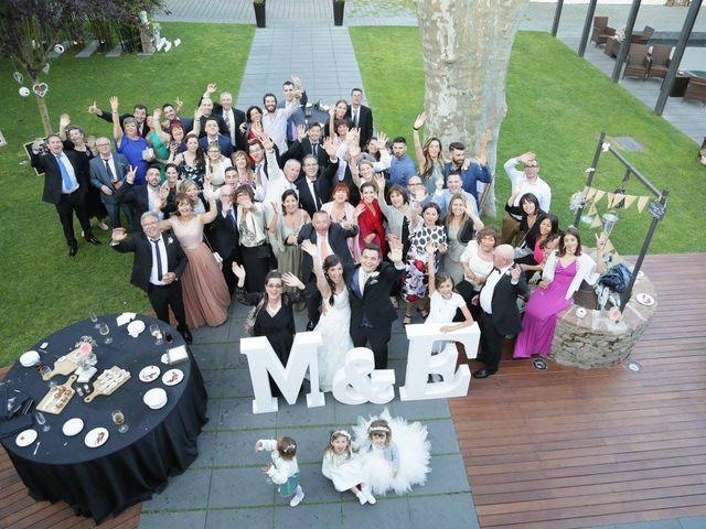 La boda de Marc y Eli en Sant Fost De Campsentelles, Barcelona 17