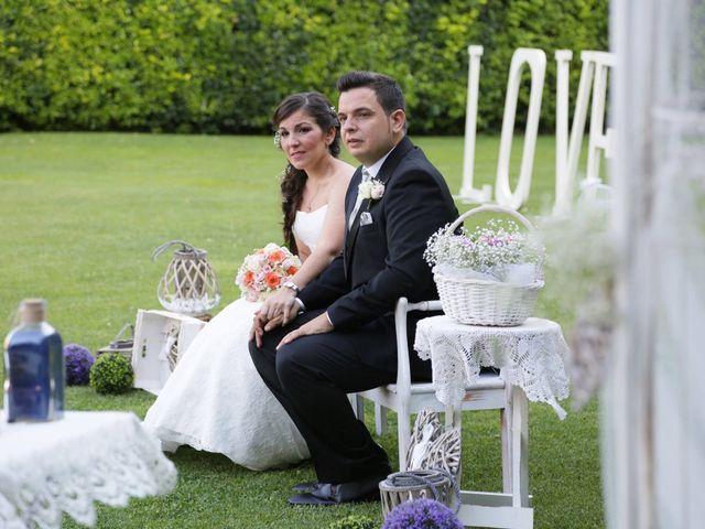 La boda de Marc y Eli en Sant Fost De Campsentelles, Barcelona 18