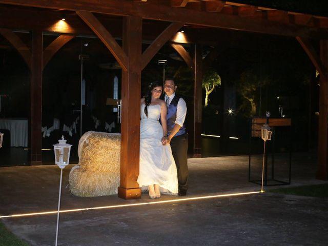 La boda de Marc y Eli en Sant Fost De Campsentelles, Barcelona 19