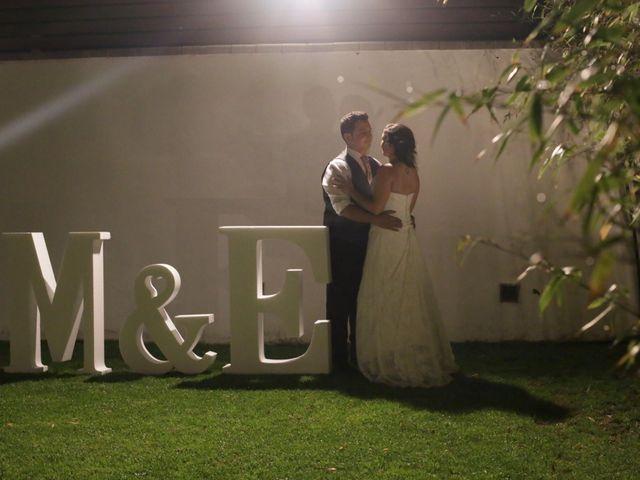 La boda de Marc y Eli en Sant Fost De Campsentelles, Barcelona 20