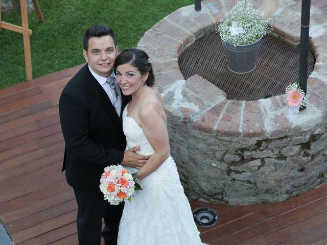La boda de Marc y Eli en Sant Fost De Campsentelles, Barcelona 22
